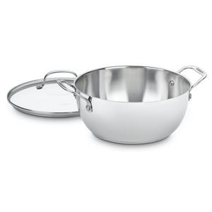Cuisinart 5.5 Qt Stainless Multi-Purpose Pan
